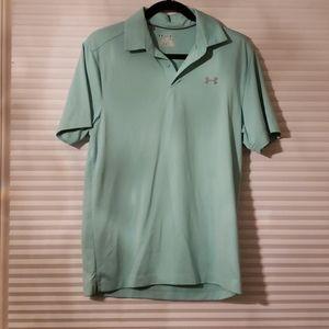 Men's Under Armour Golf Shirt size small